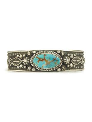 Royston Turquoise Bracelet by Happy Piaso (BR6155)