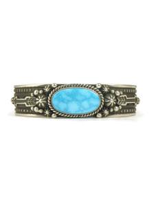 Kingman Turquoise Bracelet by Happy Piaso (BR6157)