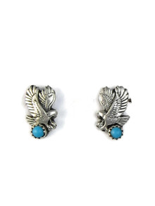 Turquoise Eagle Earrings (ER5144)