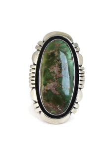 Royston Turquoise Ring Size 7 by Cooper Willie (RG4306)
