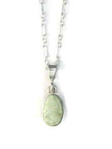 Dry Creek Turquoise Pendant by Margaret Platero (PD4137)