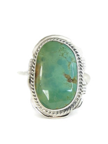 Manassa Turquoise Ring Size 9 by Jake Sampson (RG4391)