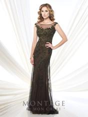 Authentic Montage by Mon Cheri Dress 215913