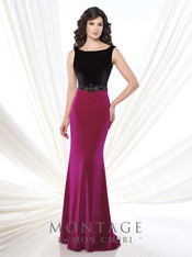 Authentic Montage by Mon Cheri Dress 215922