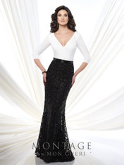 Authentic Montage by Mon Cheri Dress 215916