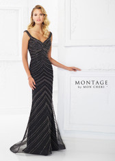 Authentic Montage by Mon Cheri Dress 118985