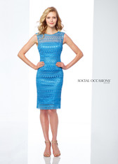 Authentic Social Occasions by Mon Cheri Dress 118862