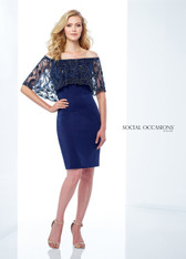 Authentic Social Occasions by Mon Cheri Dress 118866