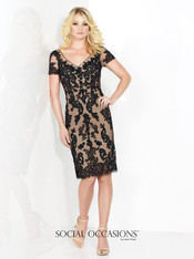 Authentic Social Occasions by Mon Cheri Dress 215821