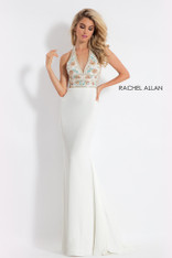 Authentic Rachel Allan Dress  6008
