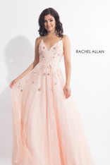 Authentic Rachel Allan Dress  6012