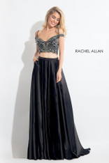 Authentic Rachel Allan Dress  6020