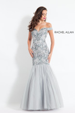 Authentic Rachel Allan Dress  6193