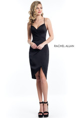 Authentic Rachel Allan Dress  L1099