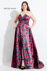 Authentic Rachel Allan Dress 6331