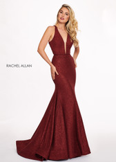 Authentic Rachel Allan Dress 6472