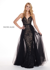Authentic Rachel Allan Dress 6566