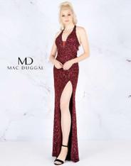 Authentic Mac Duggal 4811