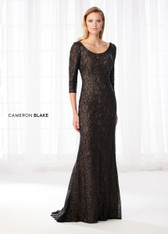 Authentic Cameron Blake by Mon Cheri Dress 218608