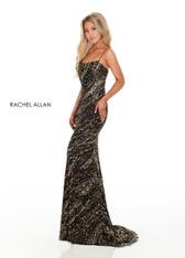 Authentic Rachel Allan Dress 7141