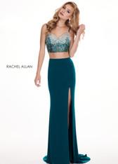Authentic Rachel Allan Dress 6599