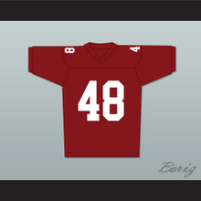 Ryan Gosling Alan Bosley T. C. Williams High School Titans Football Jersey Red