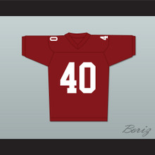 Donald Faison Petey Jones T. C. Williams High School Titans Football Jersey Red