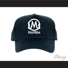 Mamba Ballers Black Baseball Hat