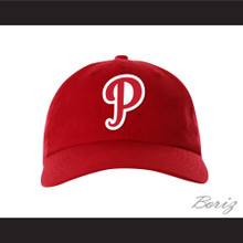 Michael Jordan Parkers Little League Red Baseball Hat