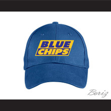 Blue Chips Blue Baseball Hat