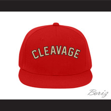 Al Bundy Chicago Cleavage Red Baseball Hat