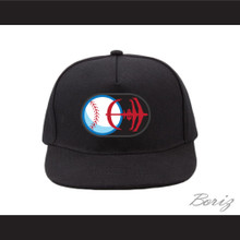 Deep Space Niners Black Baseball Hat