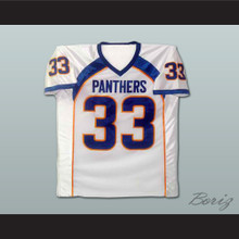 Friday Night Lights Tim Riggins 33 Dillon High School Panthers Football Jersey