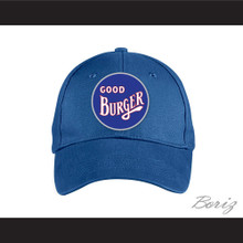 Good Burger Emblem Blue Baseball Hat