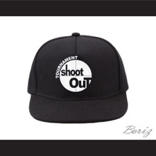 Tournament Shoot Out Black Baseball Hat
