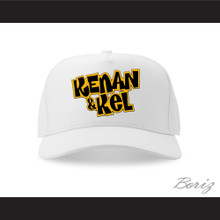 Kenan & Kel White Baseball Hat