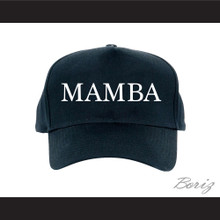 Mamba Black Baseball Hat