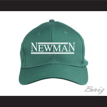 Isidore Newman High School Green Baseball Hat