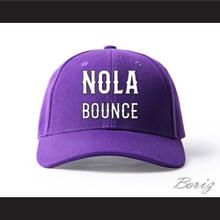 NOLA Bounce Purple Baseball Hat