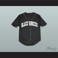 New York Black Yankees 32 Negro League Black Baseball Jersey