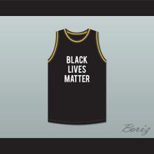 Tony Robinson 19 Black Lives Matter Basketball Jersey
