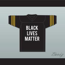 Tamir Rice 12 Black Lives Matter Football Jersey