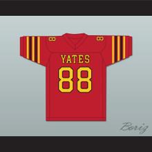 George Floyd 88 Yates High School Lions Football Jersey