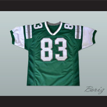 Vince Papale 83 Invincible Movie Football Jersey Mark Wahlberg New