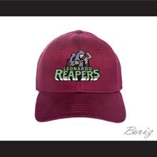 Leonardo Reapers Maroon Baseball Hat