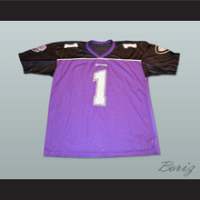 Chicago Enforcers Football Jersey Stitch Sewn New
