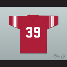 Bill Cosby 39 Temple Red Football Jersey