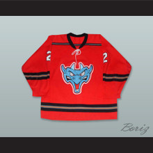 Shea Weber 2 Kelowna Rockets Red Hockey Jersey