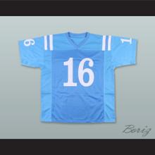 Gary Beban 16 UCLA Bruins Light Blue Football Jersey