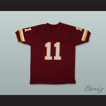 Alex Smith 11 Washington Burgundy Football Jersey